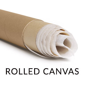 Giclee' Canvas Rolled